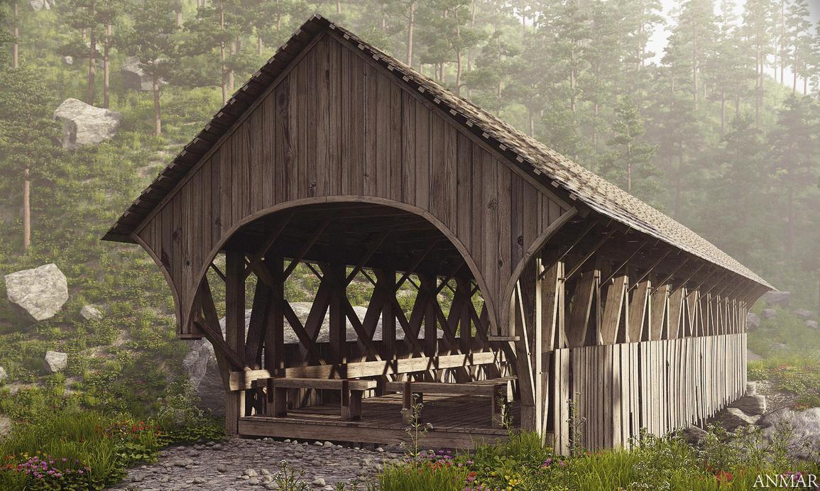 The Bridge by Anmar84
