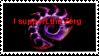 I Support Zerg Stamp by TheBlackAngel07