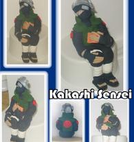 Kakashi Sensei+ by KateZivi