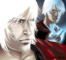may devil cry? by flo-moshi