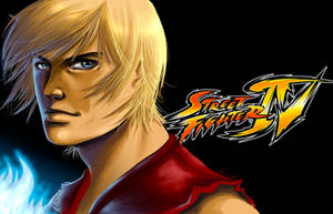 ken masters street fighter by flo-moshi