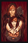 demons couple red