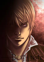 light yagami :death note: by flo-moshi