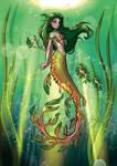 Leafy Sea-Dragon Mermaid
