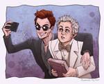 Crowley invented the Selfie