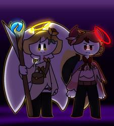 Artimus and Joshua
