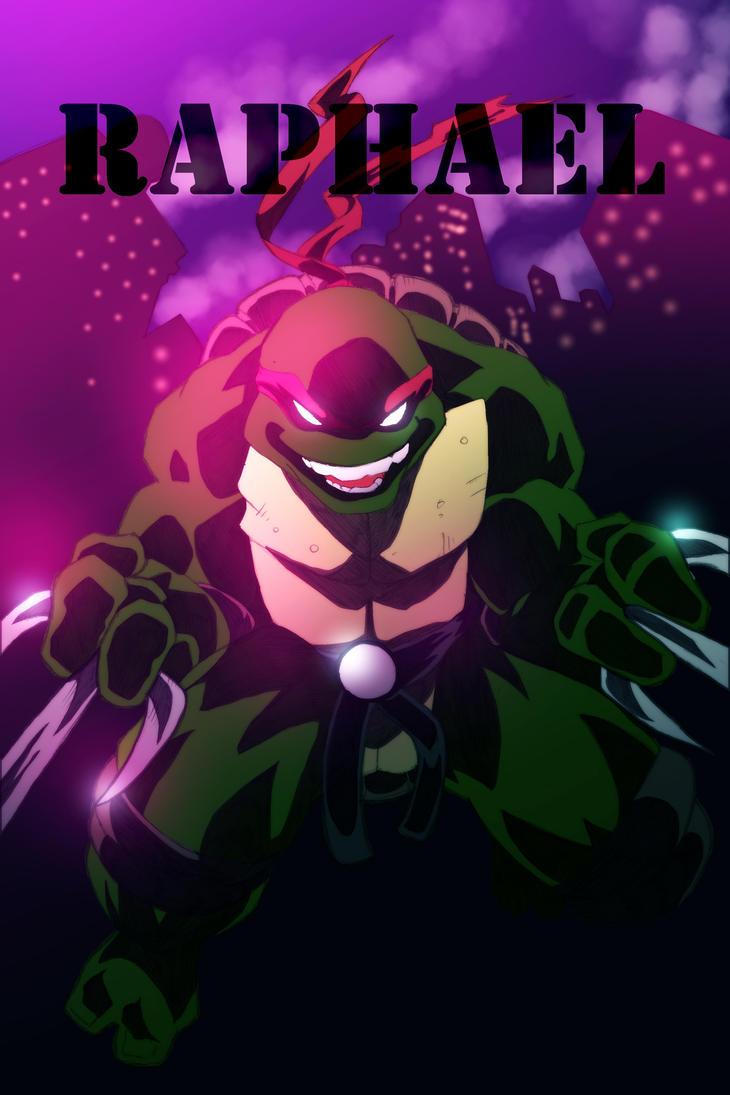 Raphael by chadder96