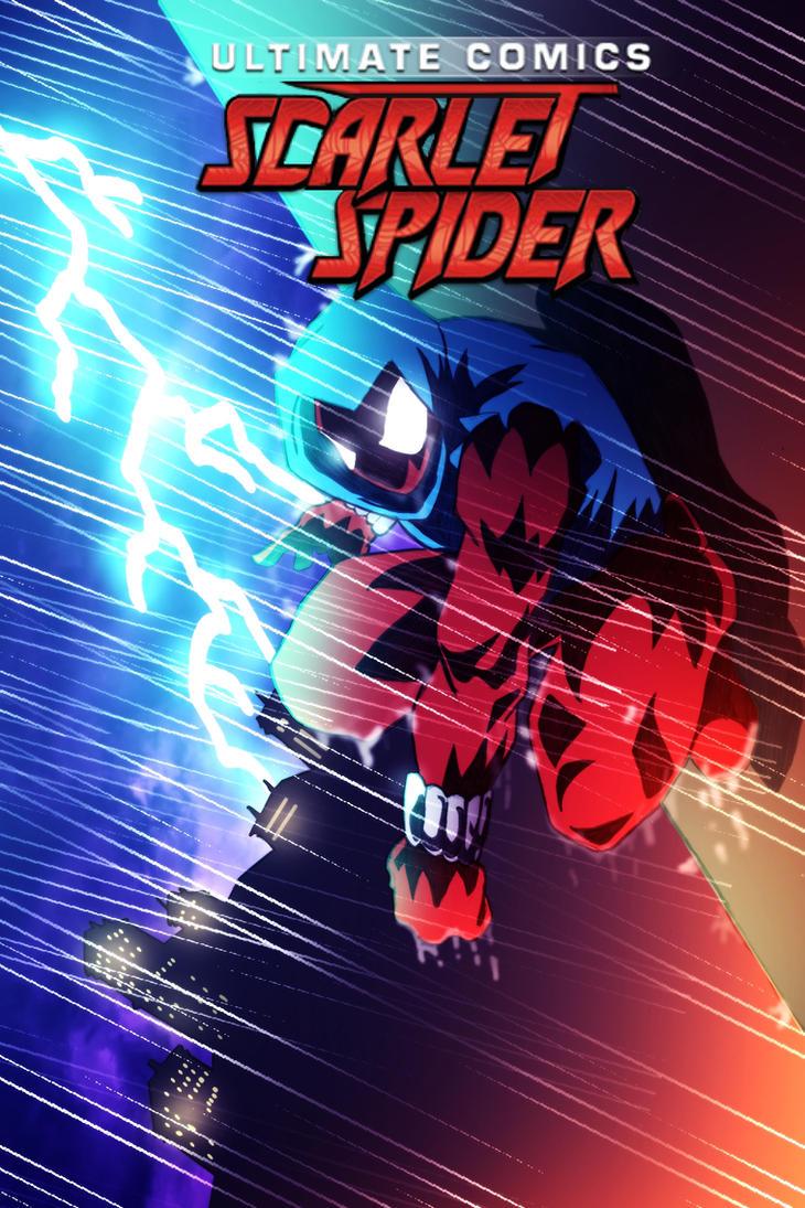 Scarlet Spider by chadder96