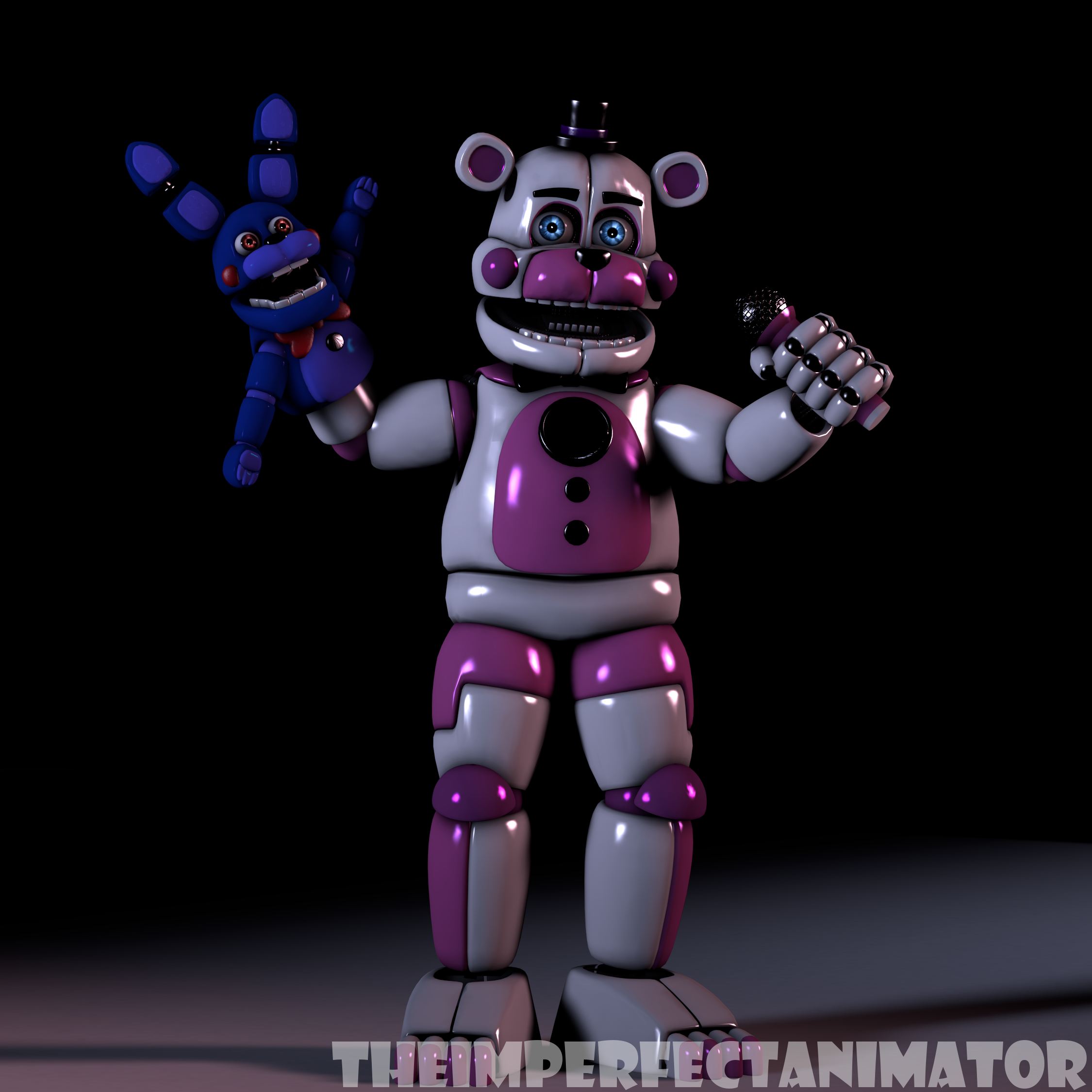 Funtime Chica Is Sl Extras Menu Edit Five Nights At Freddy S