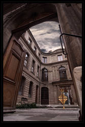 Geneva, old town by sargas