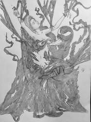 Venom attack by IdeasCensuradas