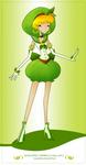 Sailor Sour Apple Sparkle by KobayashiHisa