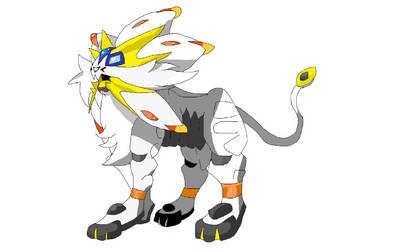 Pokemon Solgaleo By Gadgetgirl101 (4) by gadgetgirl101