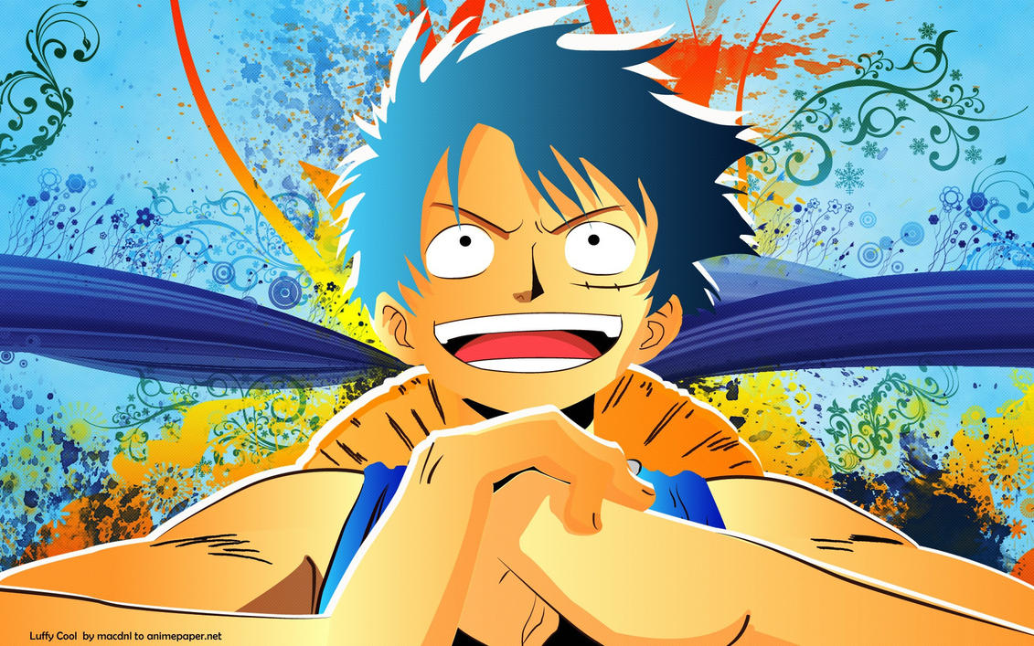 luffy (or not japanese ruffy) wallpaper one piece by xell1998 on