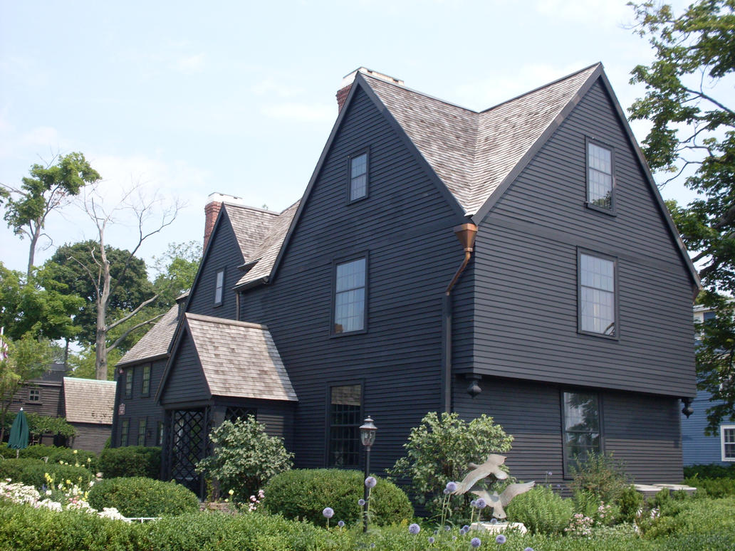 the house of seven gables symbolism This study examines hawthorne's use of symbols, particularly flowers, in the  scarlet letter and the house of the seven gables romantic.