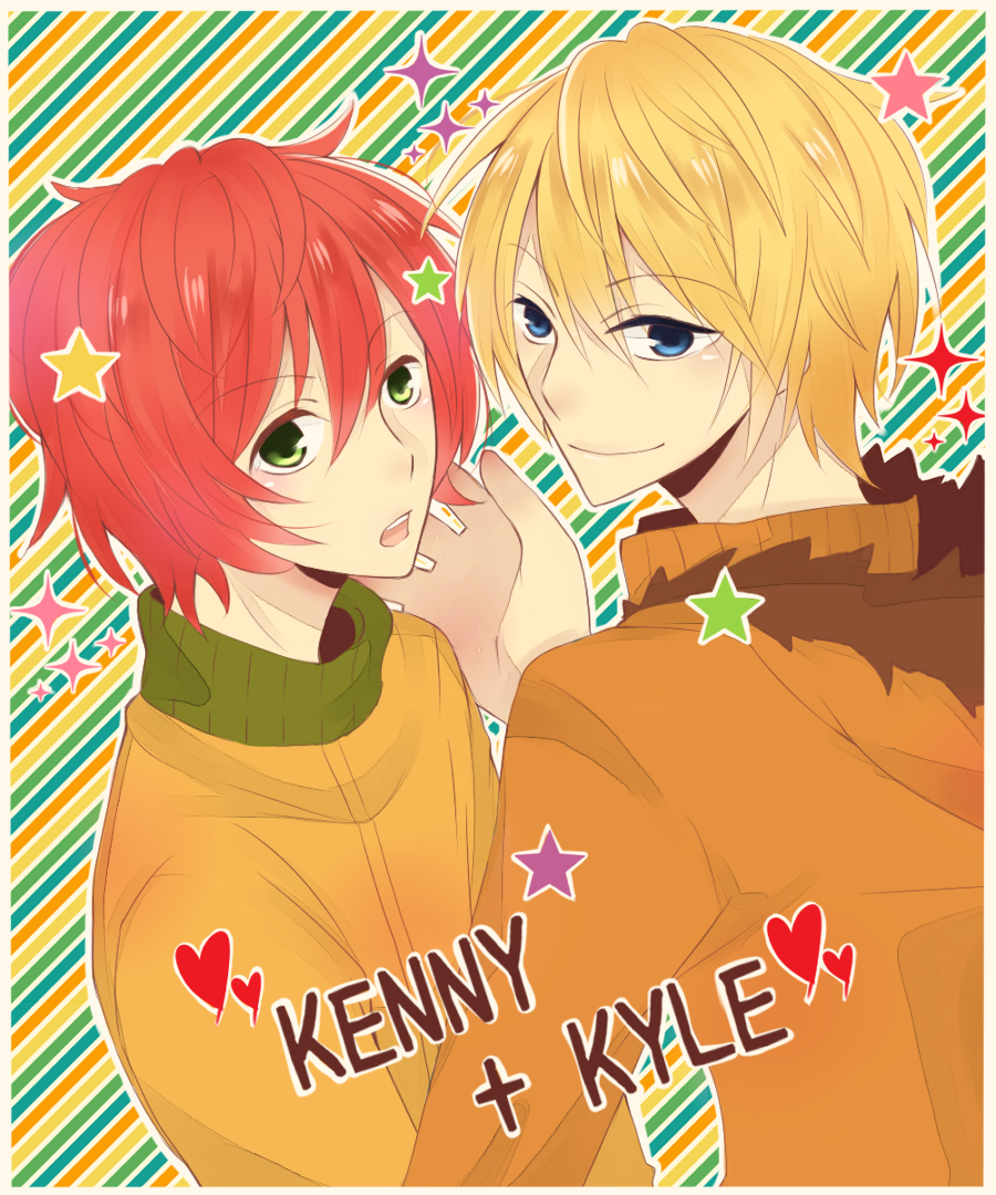 SP : Kenny + Kyle by EmilyHime