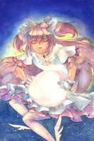Madoka the Goddess by Elixiate