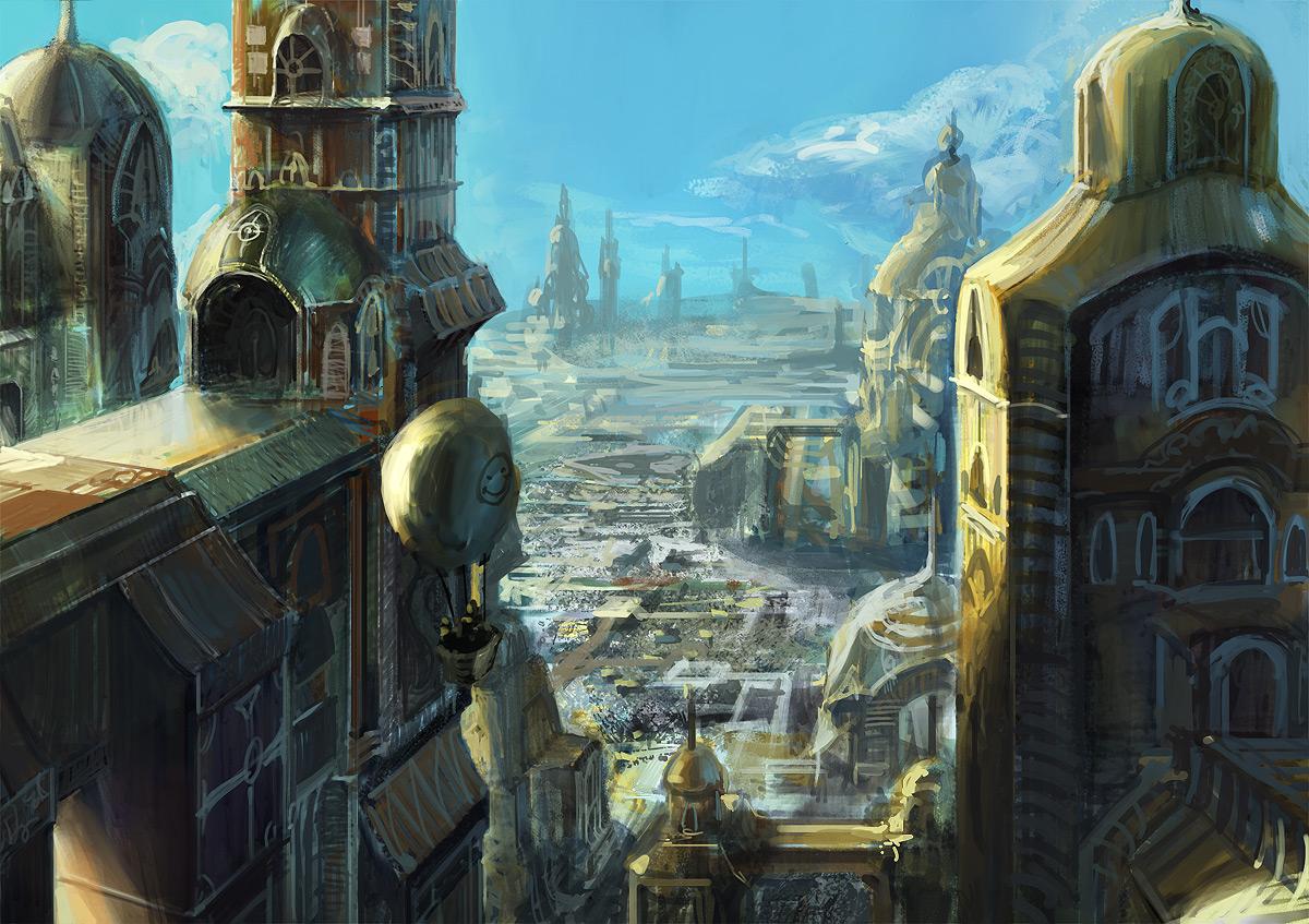 kingdom by liuyangart