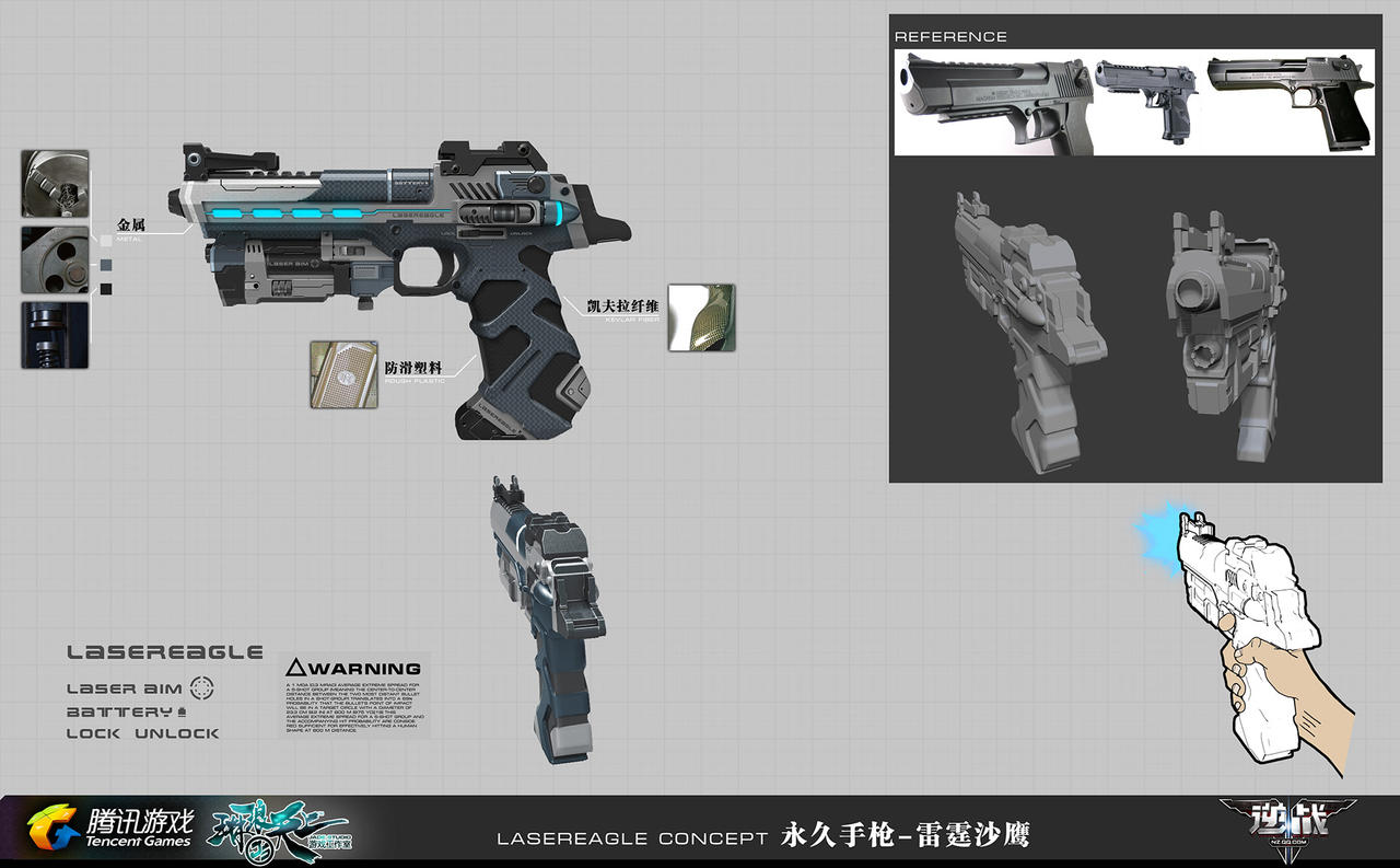 NZ_Laser Pistol
