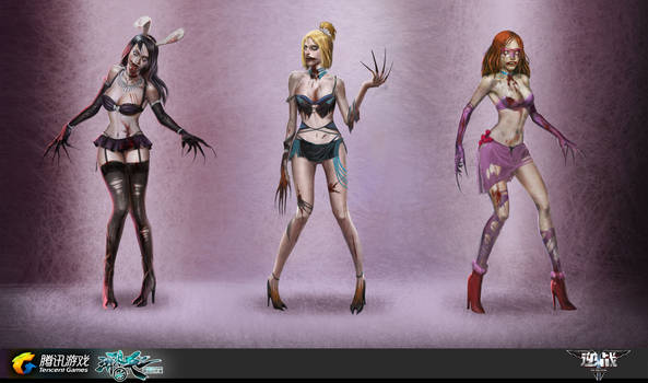 NZ_Zombie Girls
