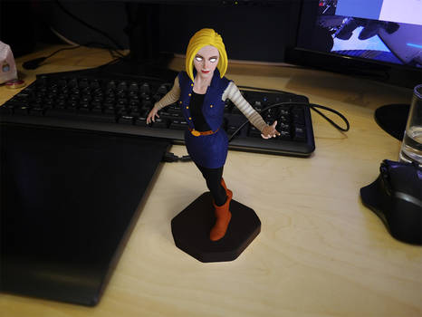 DB android18