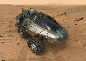 desert vehicle