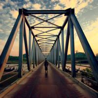 On the bridge by BlasphemedSoldier