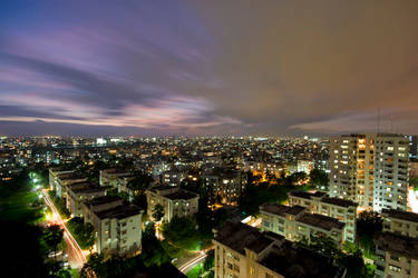 Dhaka City by BlasphemedSoldier