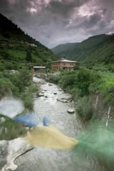 Bhutan by BlasphemedSoldier