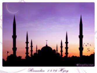 Ramadan 1426 H.
