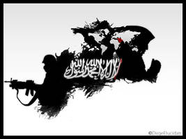 Silent cry of Islam by BlasphemedSoldier