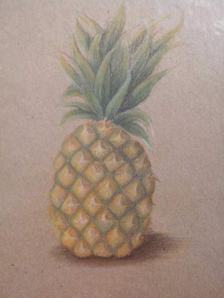 pineapple by Sodochka