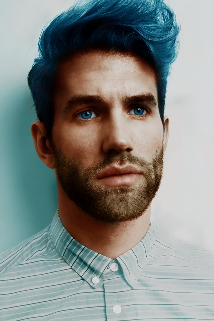 André Hamann andre hamann colorization by ancorax on deviantart