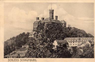 Schaumburg Castle by Bre-ssan