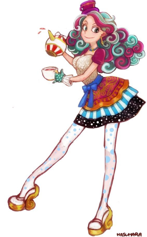 Madeline Hatter by HASUHARA