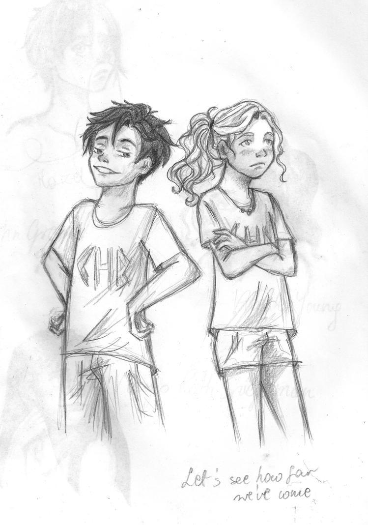 Pin My Art Percy Jackson Pjo Annabeth Chase Percabeth And ...