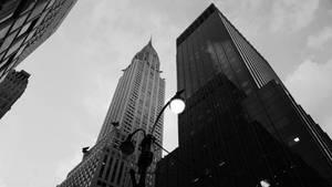 Chrysler Building - New York by ixtank