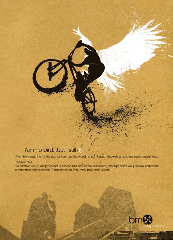 iam no bird...but i still fly by illustraitor666