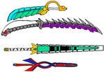 Cyber Swords