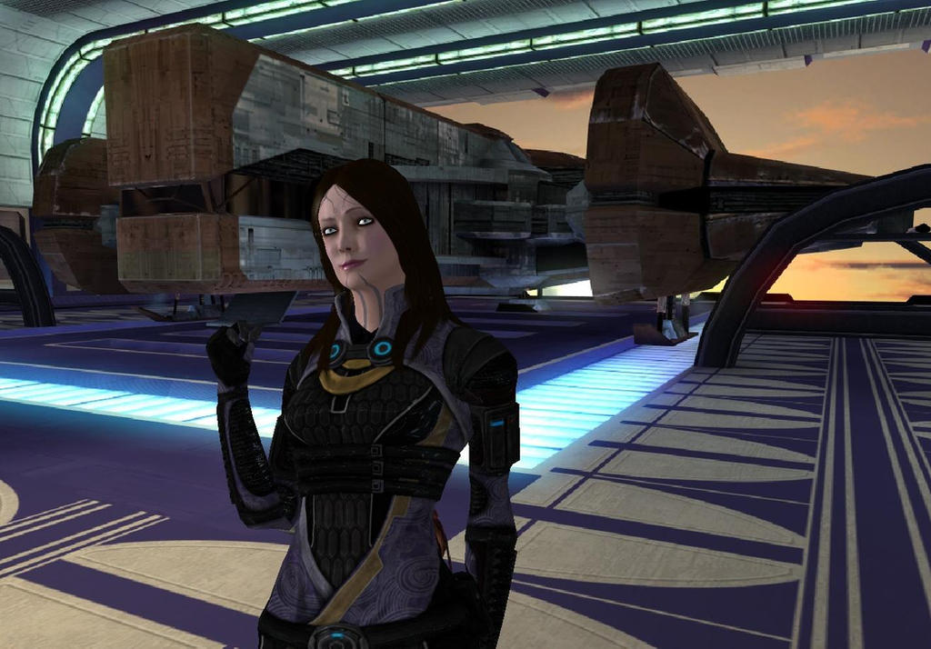 XPS:  KOTOR Effect by CharlesWS