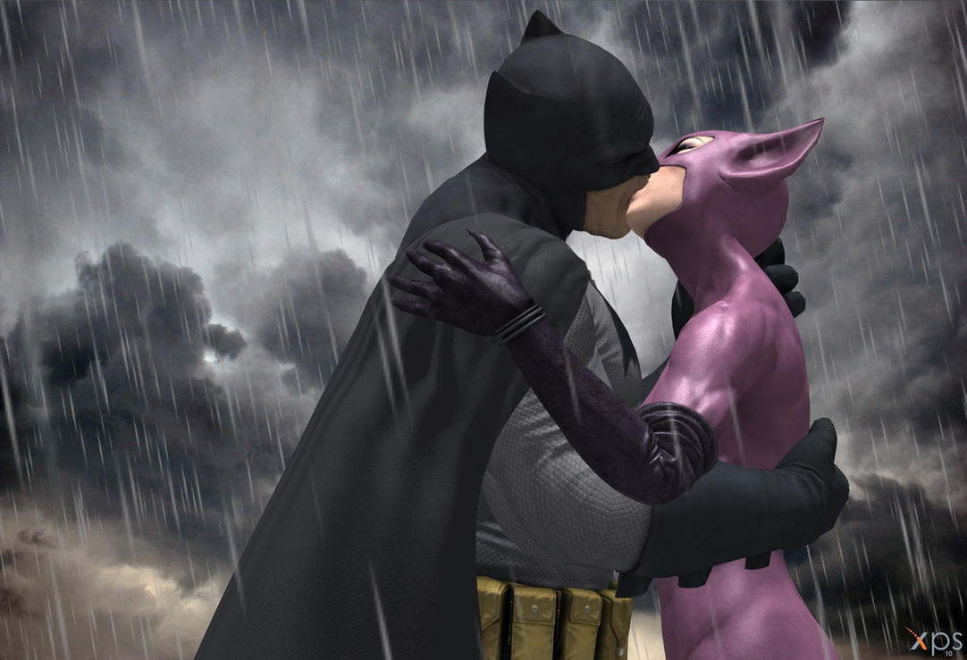 TDK(R):  The Bat and The Cat, Part 3 by CharlesWS