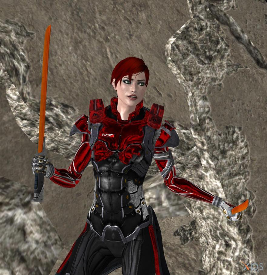 Mass Effect: Slayer by CharlesWS - 172.6KB