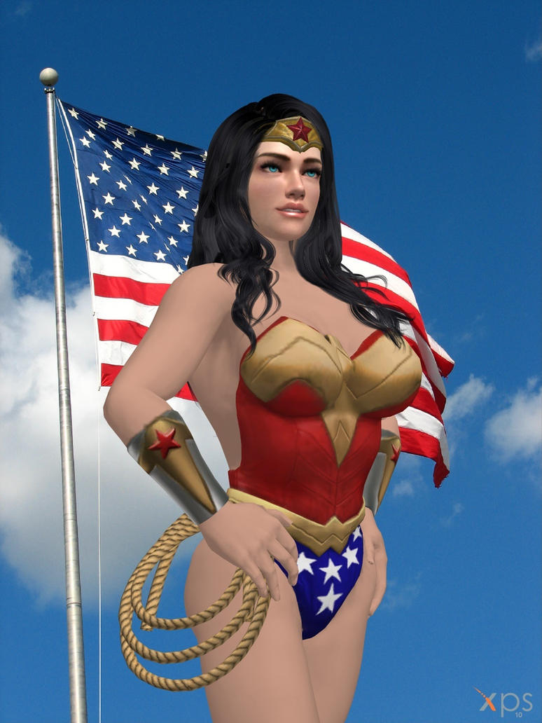 TDK(R):  You are a wonder, Wonder Woman by CharlesWS