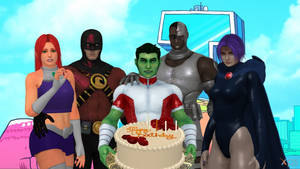 A Happy TDK(R) Birthday to You, Shaun! by CharlesWS