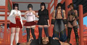 Slayers:  Knockout!
