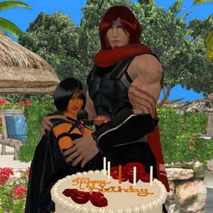 Happy Birthday, Tough-Turtle-Dragon! :)
