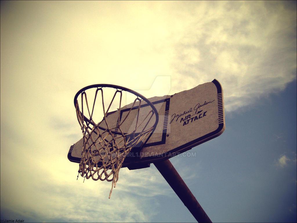 basketball hoop by gwagirl1
