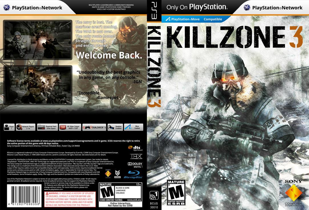 Killzone 3 by Aaron-A-Arts