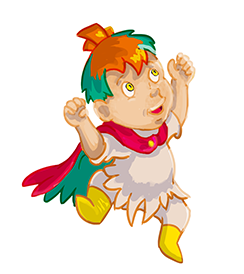 Baby Holucha by akelliona