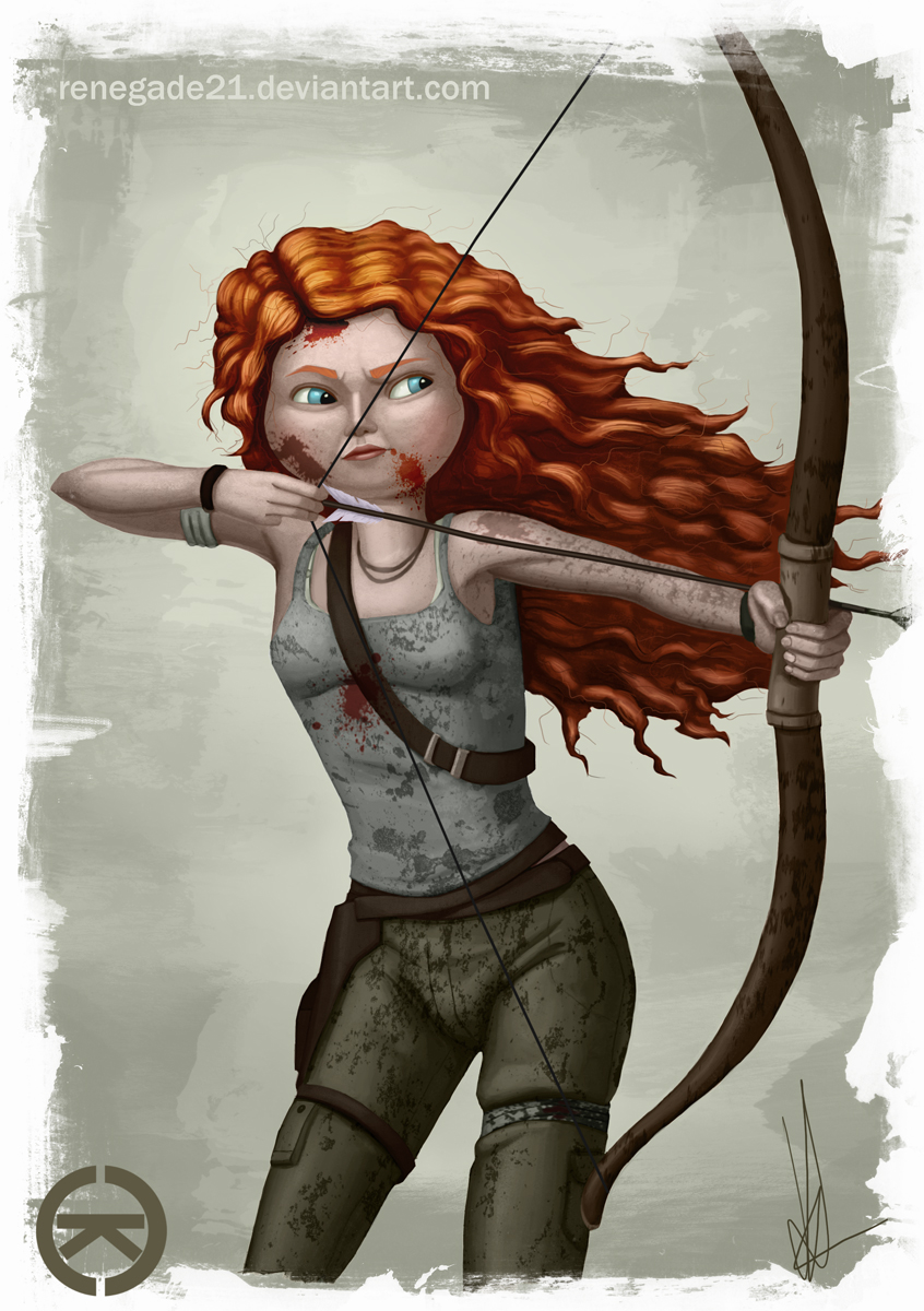 Brave Raider by renegade21